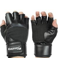 男士女运动器械哑铃锻炼健身手套 健身房动感单车透气防滑半指手套 户外运动手套
