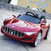 儿童电动车可坐童车小孩摇摇车男女宝宝玩具车可坐人四轮遥控汽车