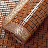 沙发垫夏季夏天麻将凉席坐垫客厅实木竹凉垫冰丝布艺定做