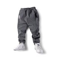 男童运动裤童装长裤中大童休闲裤儿童裤子