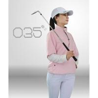 高尔夫服装半袖风衣 女士防风保暖外套Golf 秋冬高尔夫外套