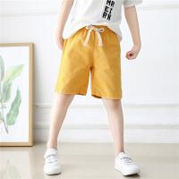 儿童短裤夏季薄款宝宝夏装童装五分裤子中裤女童外穿打底裤