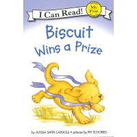 Biscuit Wins a Prize小饼干赢大奖杯(I Can Read,My Fist Level)ISBN978