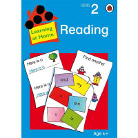 Learning at Home:Reading在家学:阅读ISBN9780721433509