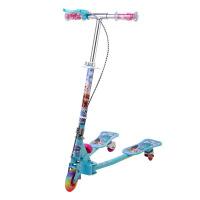 迪士尼  冰雪奇缘系列儿童 MINI蛙式车可调节剪刀车5-8岁
