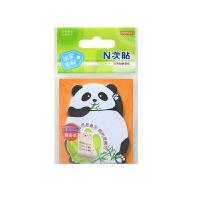 新华书店 正版 N次贴35137熊猫可站立可再贴便条纸