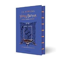 英文原版 哈利波特与密室20周年学院纪念:拉文克劳版 精装 Harry Potter and the Chamber o