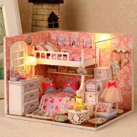 儿童玩具益智过家家公主娃娃屋5-6-7-8-9-10-11岁生日礼物