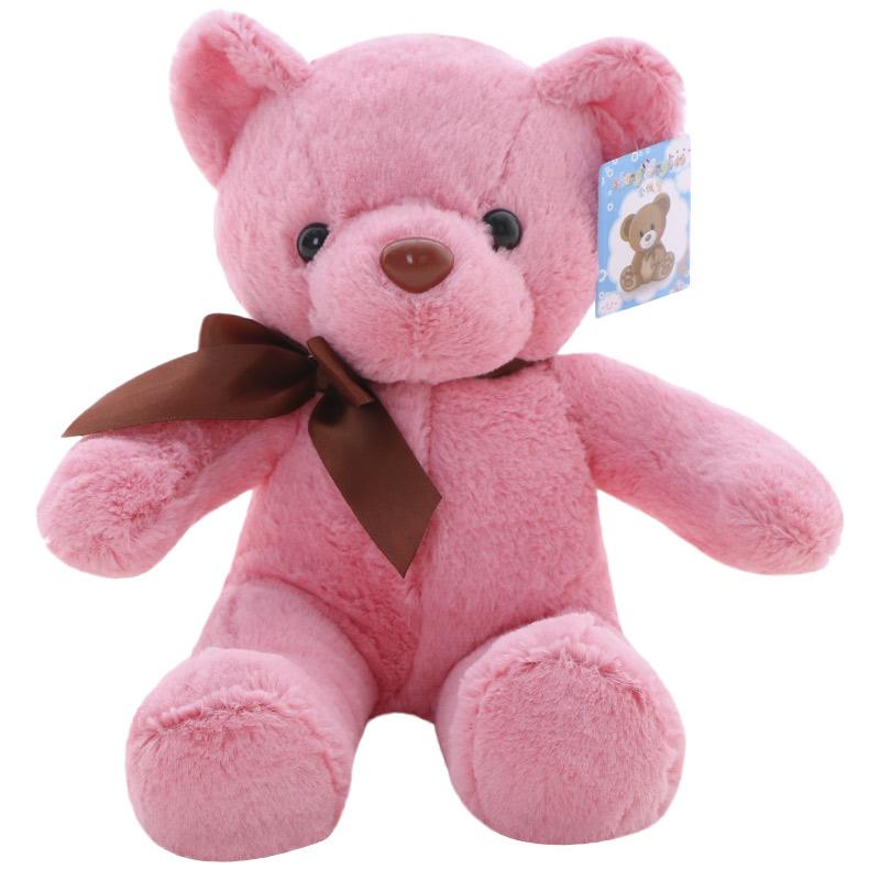 泰迪熊毛绒玩具批发小号玩偶抱抱熊布娃娃机迷你熊猫女生 发货周期:一般在付款后2-90天左右发货,具体发货时间请以与客服协商的时间为准
