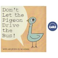 【首页抢券300-100】英文原版进口绘本Don't Let the Pigeon Drive the Bus别让鸽子开
