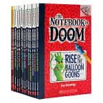 大树系列之厄运笔记英文原版NOTEBOOK OF DOOM套装THE: BOX SET BOOKS 12册合辑学乐出版