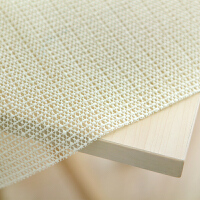 pvc发泡垫 桌布茶几桌布垫 桌垫 网布 乳白色(PVC防滑垫)
