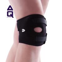 防护髌骨偏移美国AQ护膝AQ5052运动篮球护具羽毛球登山护膝盖