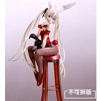 春日野穹 旗袍穹妹 Bunny Style 兔女郎手办 动漫模型