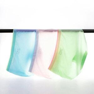 【春夏特价】夏季无痕内裤 女士纯棉裆锦纶一片式中腰性感女生三角裤