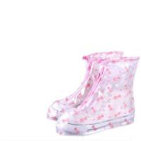 (买2送一)鞋套防水雨天防雨鞋套男女防水鞋套防滑底雨鞋套儿童鞋套