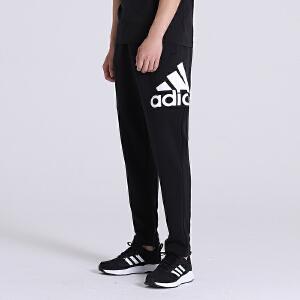 adidas阿迪达斯男子运动长裤年收口小脚休闲运动裤CW3881