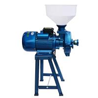 商用150型干湿两用磨粉机 五谷杂粮粉碎机小型打粉磨浆机