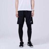 adidas阿迪达斯男子紧身裤跑步训练长裤运动服CF7339