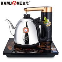 金灶(KAMJOVE) K7全智能自动上水电热水壶 电热壶 茶具全自动电茶炉茶具