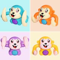 儿童0-1-3周岁婴儿玩具6-12个月女宝宝早教2-4男孩翻滚益智小猴子