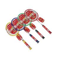 强力 儿童羽毛球拍 单支装 多色可选 儿童羽拍 312A