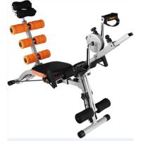 多功能仰卧板懒人运动机收腹机自动仰卧起坐健身器材家用腹肌男女