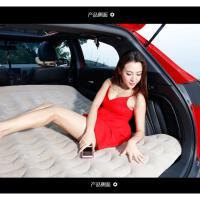 本田CRV XRV缤智后备箱汽车载充气床垫越野气垫旅行车震床SUVSN3530 乳白色 米色-本田CRV