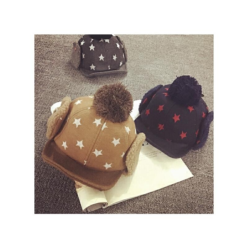 宝宝帽子秋冬1-2岁护耳雷锋帽棒球帽加绒保暖鸭舌帽男女儿童帽子 发货周期:一般在付款后2-90天左右发货,具体发货时间请以与客服协商的时间为准