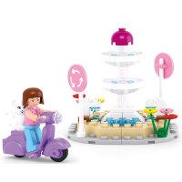 男孩儿童小玩具批发3-6岁女童57拼装8积木10岁男女孩12幼儿园礼物 男孩