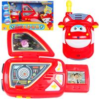奥迪双钻飞侠变身装备手表带声光音乐儿童玩具对讲机对话