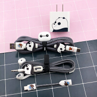 小米红米青春版手机数据线保护套充电器保护线