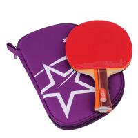 【支持礼品卡】乒乓球拍2星级初学者学生儿童用入门级乒乓成品拍单拍 2ah