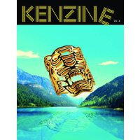 Kenzine: Volume Vol 4 卫生纸+高田贤三:Vol 4 摄影集