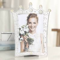 欧式奢华相框摆台 创意相架婚纱照片框 送朋友生日结婚礼物
