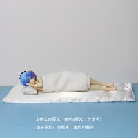 机箱结城美柑电脑主机箱内卡通娃娃装饰车载摆件卡吧标配