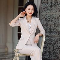 职业装西装套装女总裁高端名媛商务小西服正装白领律师工作服