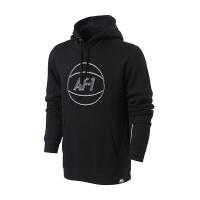 Nike耐克男装卫衣2018AF1篮球运动服针织连帽套头衫888300