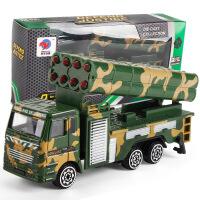 回力车惯性小汽车消防车玩具挖掘机玩具模型儿童玩具合金汽车套装