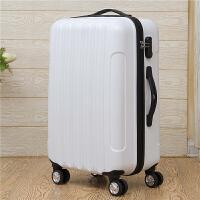 万向轮拉杆箱男女登机箱旅行箱学生行李箱包20寸24寸28寸密码箱子