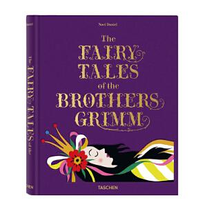 格林兄弟童话故事 英文原版 The Fairy Tales of the Brothers Grimm 精装 Taschen 塔森