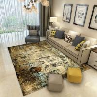北欧风简约现代欧式地毯客厅长方形茶几垫家用北欧客厅地毯茶几毯 2.0米x3.0米【去螨 高密度 送浴室垫】