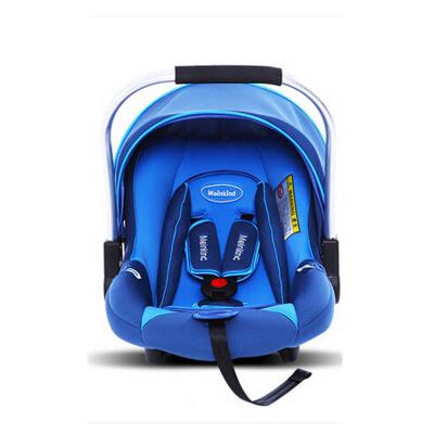 麦凯儿童汽车安全座椅车载婴儿宝宝提篮式安全座椅新生儿摇篮儿童安全座椅坐躺式汽车安全座椅坐椅 0-6岁