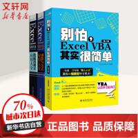 EXCEL三大神器(EXCEL13版函数公式+数据透视表+VBA) 北京大学出版社有限公司