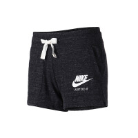 NIKE耐克女运动短裤运动休闲针织透气短裤热裤883734