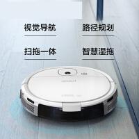 扫地机器人地宝DJ35吸尘器智能家用超薄全自动洗擦地机拖地q5f