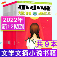 【共12本打包】小小说选刊杂志2021年1期+2020年1-4/11-13/19/20/23/24期 文学文摘书籍小说散