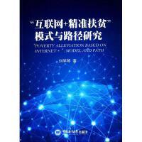 """""""互联网+精准扶贫""""模式与路径研究 刘学琴 著"""