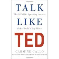 【英文原版】Talk Like TED《TED演讲:打造世界*演讲的9个秘诀》