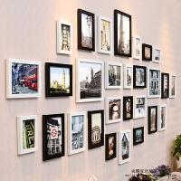 照片墙装饰相框墙简约现代客厅创意个性挂墙欧式相片墙组合相片框